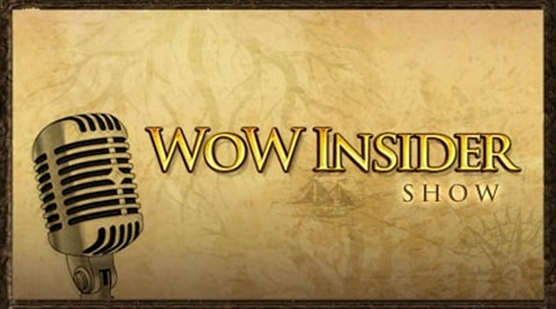 WoW Insider Show live this evening on Ustream at a special time