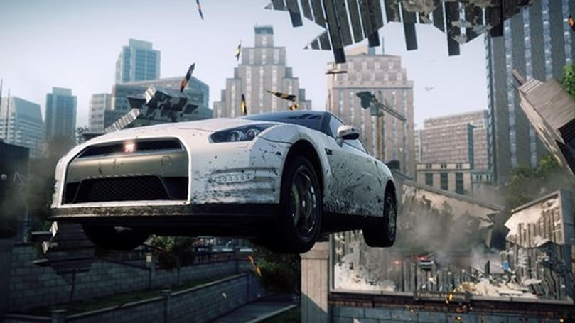 Need for Speed: Most Wanted review: Burnout, baby