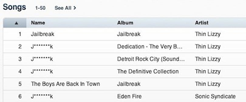 """Apple apparently censoring the word """"jailbreak"""" in US iTunes Store (Updated)"""