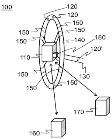 Nokia patent filing uses steering wheel touch for media controls, turns your radio on with that lovin' feeling