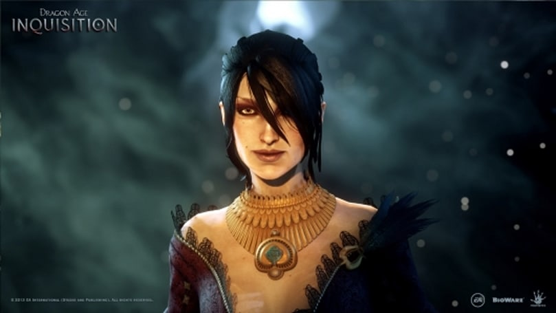 Dragon Age writer calls romance a 'natural outgrowth' for BioWare