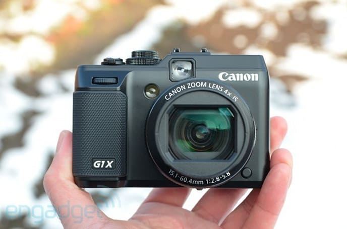 How would you change Canon's PowerShot G1 X?