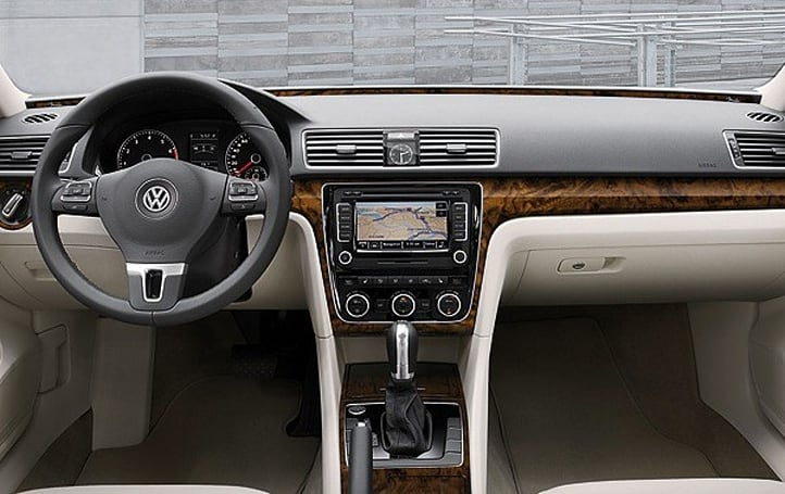 VW teases new Passat with Fender audio system to make driving more like rocking out (video)