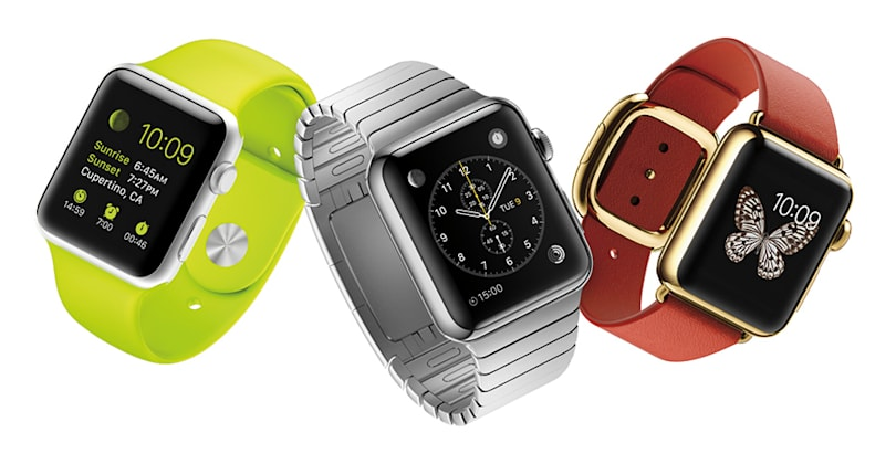 Apple Watch finally arrives at Apple Stores in two weeks