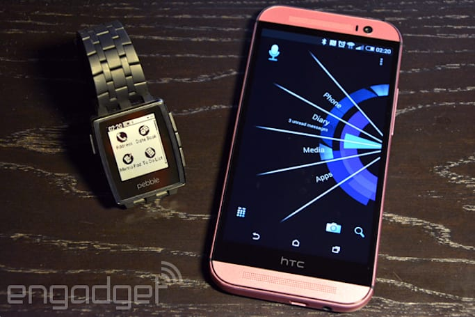 Pebble nabs the former interface designers for webOS and First Else