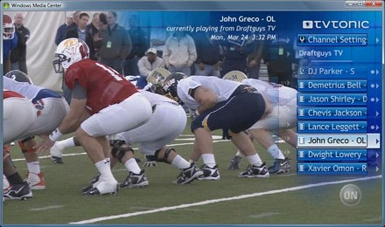 ON Networks' Draftguys TV / Play Value come to TVTonic  in HD