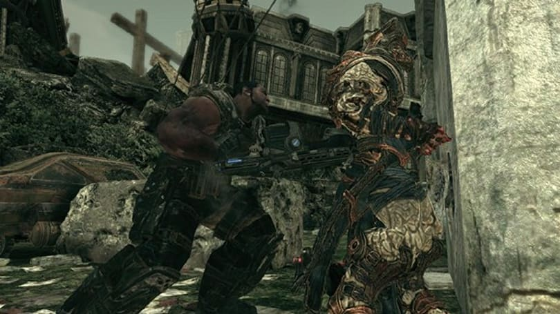 Gears of War 2 title update adds 'social matches,' DLC price drops