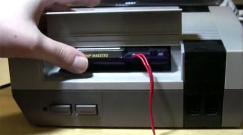 Chip Maestro turns your NES into a MIDI synthesizer