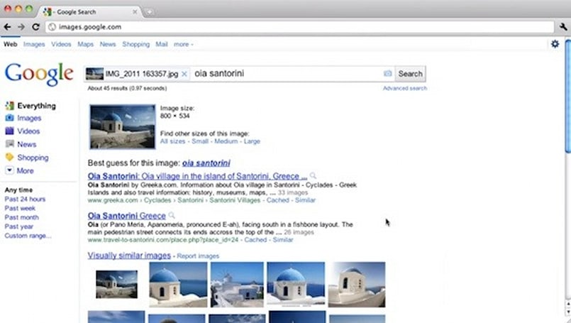 Google announces Search by Image and Voice Search for desktop, revamped mobile search