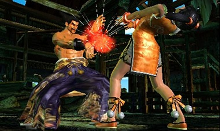 Tekken 3D Prime Edition review: Far from prime edition