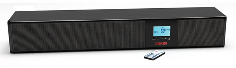 Maxell debuts SSD family, Acoustabar soundbars, accessories galore at CES