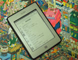 Amazon prepares Kindle Touch for April launch in Japan?