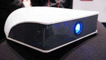 Smart projector aims to bring the big screen home wirelessly