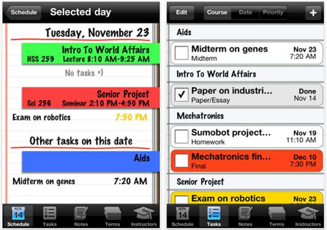TUAW's Daily App: inClass