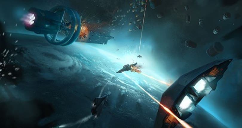 Elite: Dangerous Kickstarter page updated with video, concept art