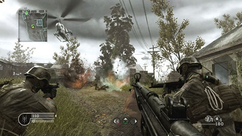 Call of Duty 4 getting double XP Sept. 13-14