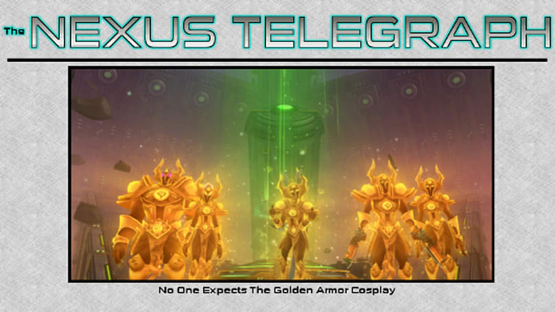 The Nexus Telegraph: Surprise! WildStar!