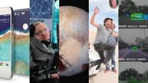 ホーキング博士「1000年後に人類は滅ぶ」・元トップギア3人組の新番組が配信開始・冥王星のハートの下に海?(画像ピックアップ58)
