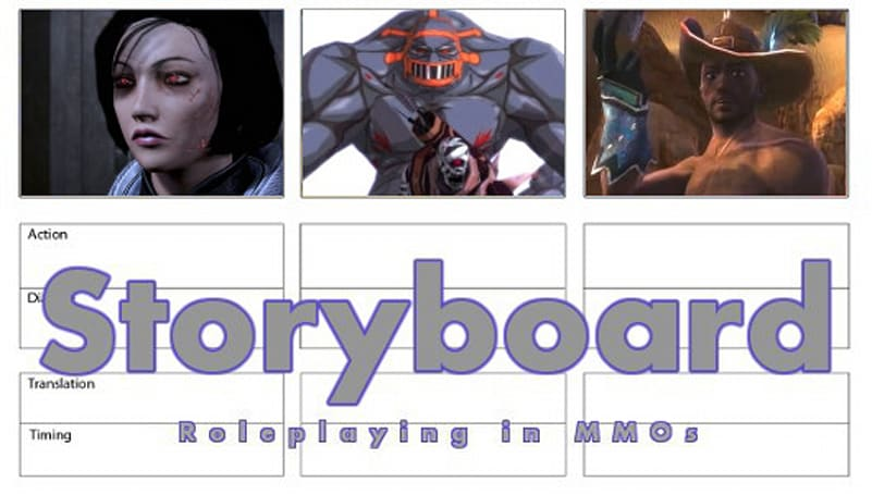 Storyboard: Roleplaying hasn't gone anywhere