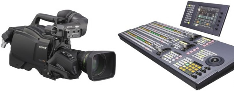 Sony's latest HD studio equipment aims at lowering the price of upgrades