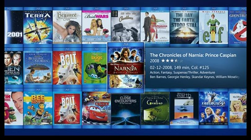 My Movies plugin for Media Center will add support for TV shows in March