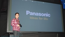 Panasonic's 152-inch plasma dwarfs all who stand in its way