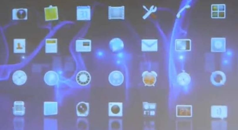 Xperia S UI poses for Mr. Blurrycam, calls itself 'UXP NXT' (video)