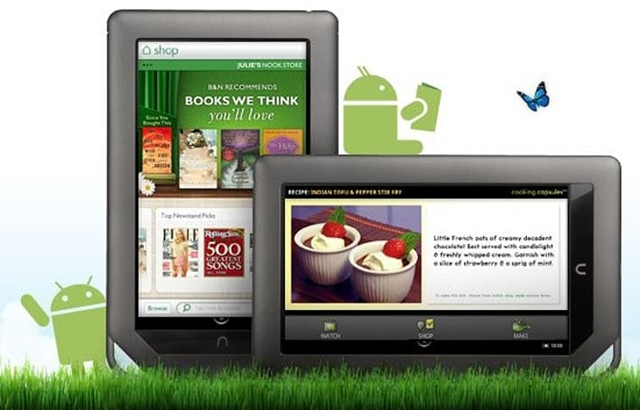 Nook Color gets an SDK, documentation aplenty