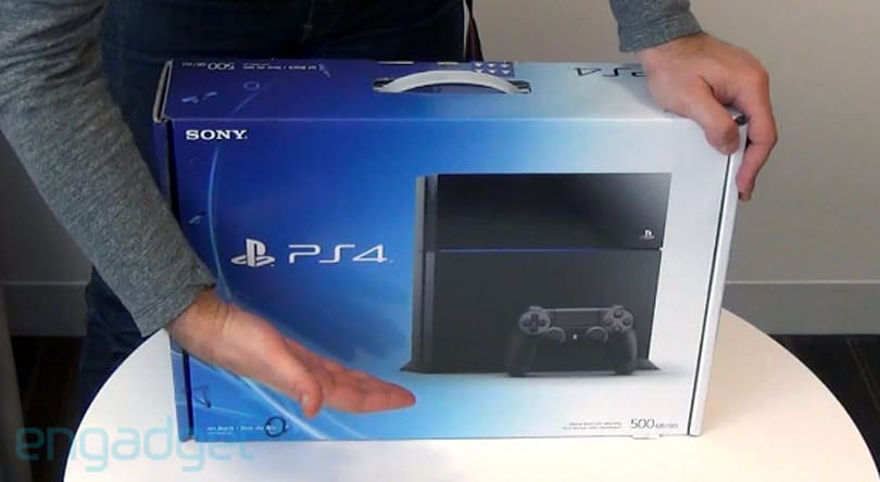 Here's a look at what's inside the Sony PlayStation 4 retail box (video)
