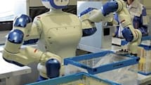 Yaskawa Electric puts robot on package-sorting duty