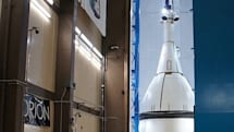 Lockheed Martin shows us how it's getting Orion ready to explore the cosmos