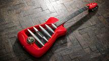 アルファロメオ公認のカスタムギターが受注開始。限定11本、製作期間は8か月
