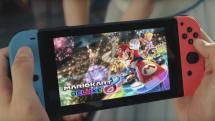 任天堂、新型ゲーム機SwitchのテレビCMを初公開。ゼルダ・マリオカートのプレイシーンも