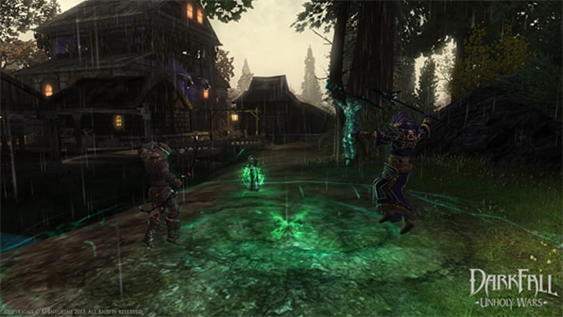 New Darkfall patch features Chaos Primalist, village requisition