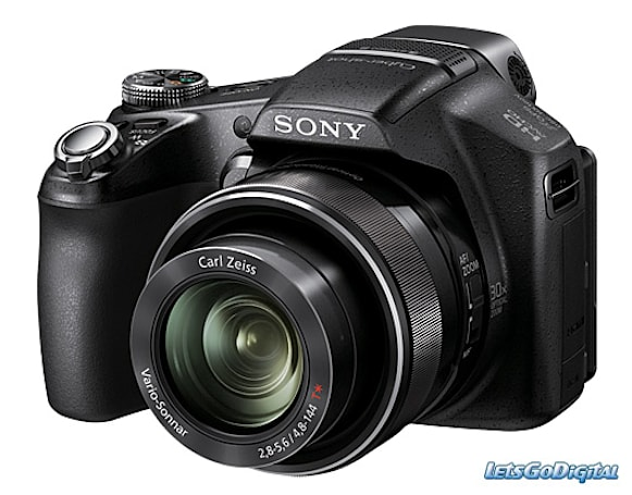 Sony Cyber-shot HX100V and HX9V models leaked, superzoomers in large and small sizes