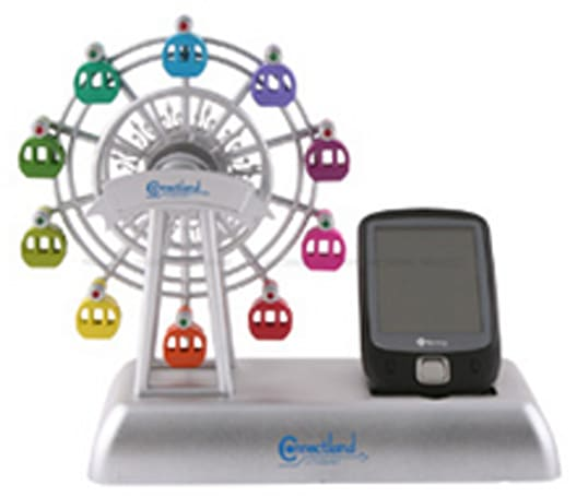USB Ferris Wheel Phone Stand shocks and awes