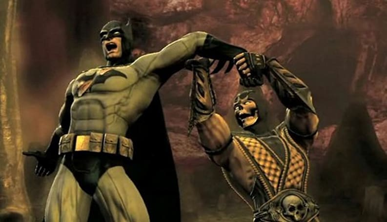 MK vs. DC ships 1.8 million units, next Mortal Kombat on the way