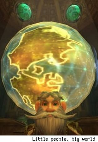 All the World's a Stage: 2008, year of the living roleplayer