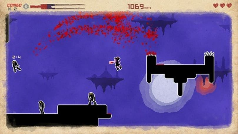 'They Bleed Pixels' brings low-res slaughter to XBLIG