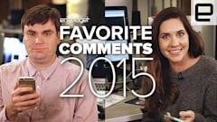 Feedback loop: the best reader comments of 2015