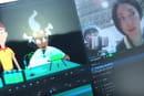 動画:顔認識でアニメに、アドビのキャラクターアニメーター体験。目や体の動きも追従します:Inter BEE 2016