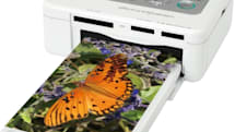 Sony debuts LCD-equipped photo printers, spiffed up voice recorders