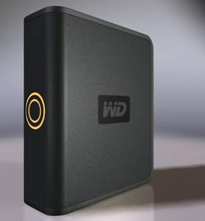 WD My Library drives aimed at DVR owners