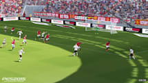 Pro Evolution Soccer 2015 expands shooting system on next-gen