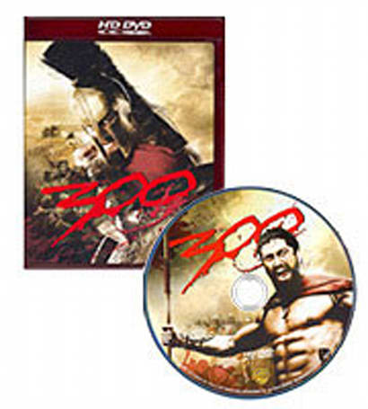 300 in Toshiba HD DVD bundle drops DVD side