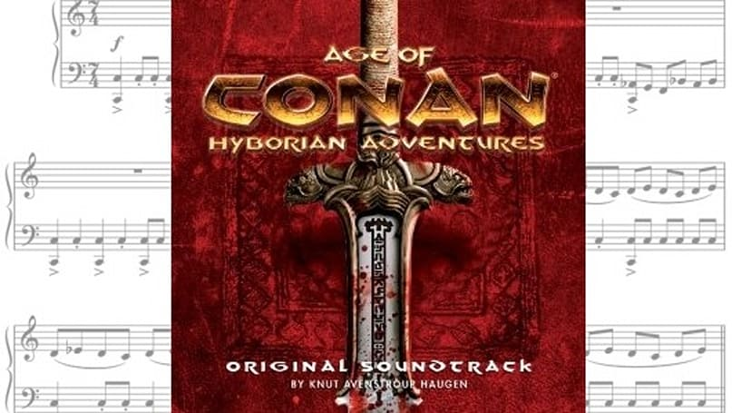 Jukebox Heroes: Age of Conan's soundtrack