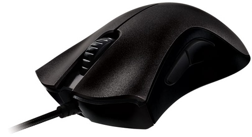 Razer trots out mildly overhauled DeathAdder Black Edition USB gaming mouse