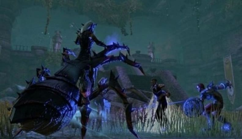 The Elder Scrolls Online designers talk combat and PvP in a new video