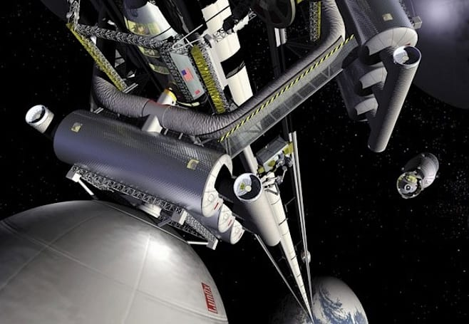 Space Elevator conference gets theoretical, says lift won't not happen in 150 years