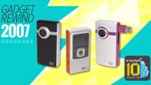 Gadget Rewind 2007: Flip Video Ultra